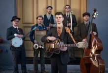 Jacob Miller and the Bridge City Crooners