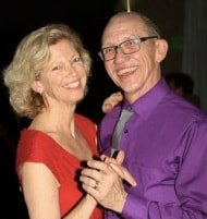 Dale and Peggy Bates, Professional Dance Instructors
