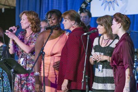 Ladies Sing