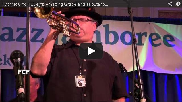 "Cornet Chop Suey ""Amazing Grace"" – Bagpipe Version"