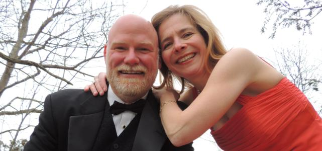 Jeff and Anne Barnhart