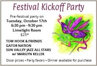 2017 Kickoff Party Sun Valley Jazz & Music Festival