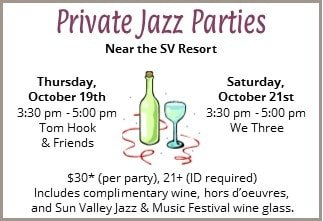 2017 Private Party Sun Valley Jazz & Music Festival
