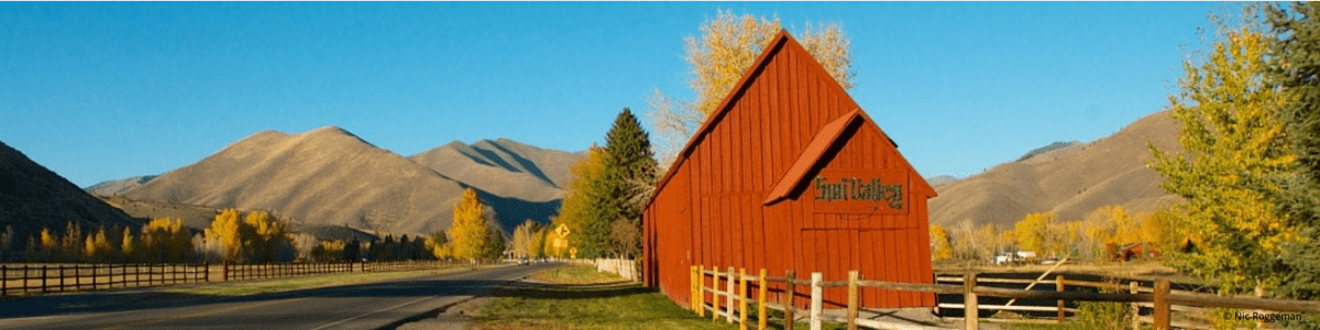 Slider: Sun Valley Barn
