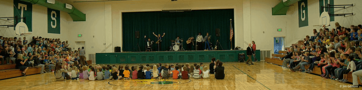Slider: School Jazz Program