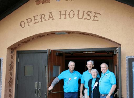Opera House - Sun Valley, Idaho