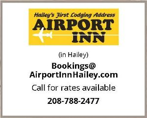 Airport Inn - Hailey, Idaho