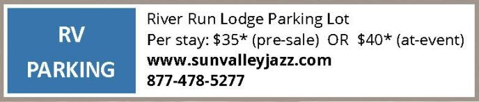 Sun Valley Jazz & Music Festival RV Parking