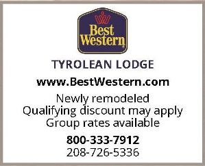 Tyrolean Lodge Best Western
