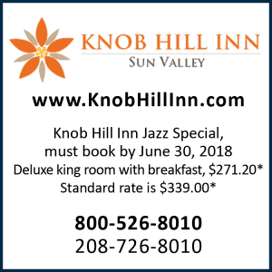 Knob Hill Inn - Sun Valley, Idaho 43.6857622,-114.3671147