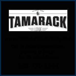 Tamarack Lodge Ketchum, Idaho 43.6822112,-114.36162350000001