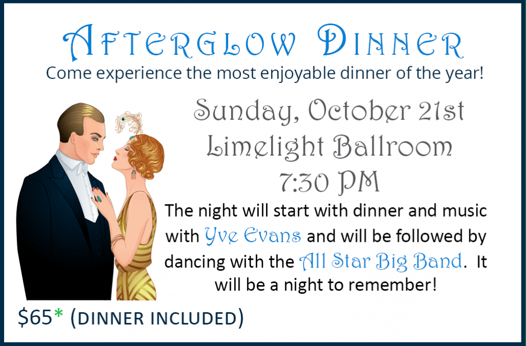Afterglow Dinner & Dance Party Sun Valley Jazz & Music Festival