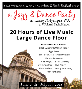 Olympia Jazz & Dance Party