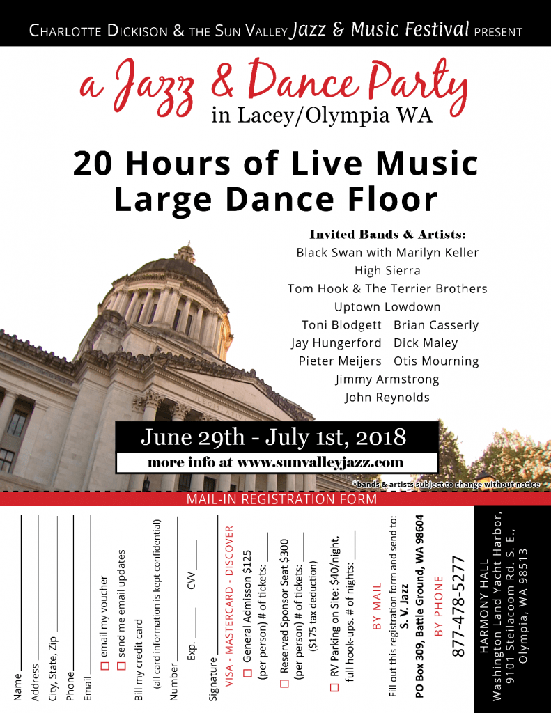 Olympia Jazz& Dance Party