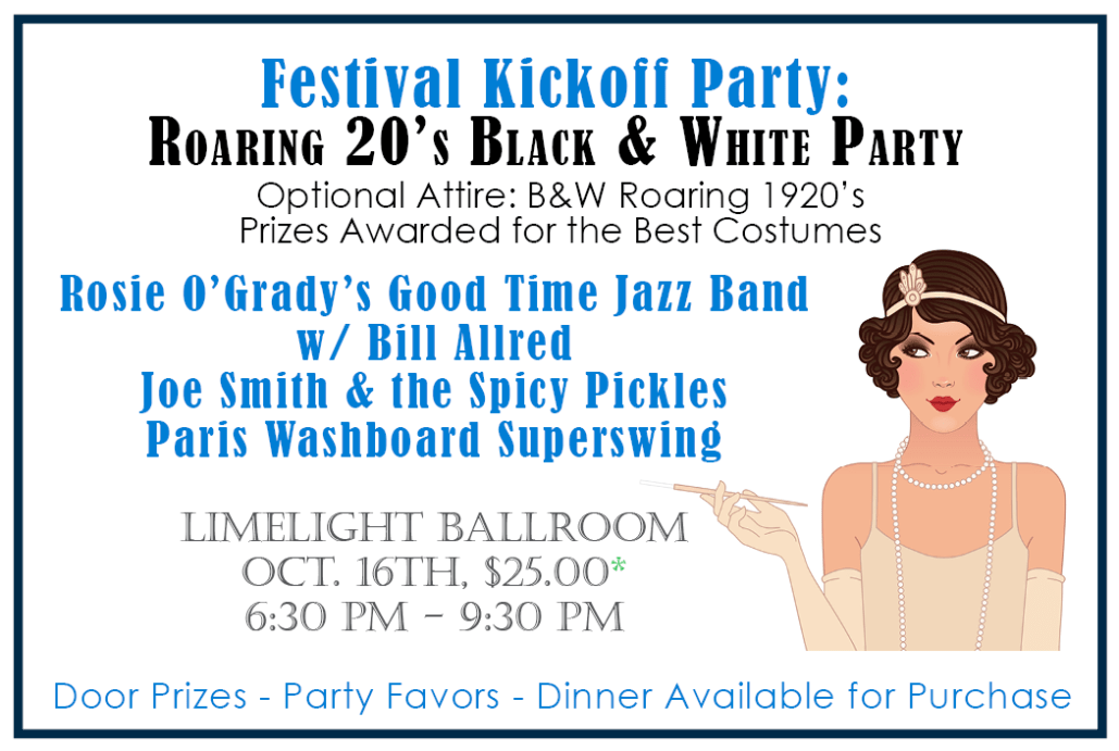 Kickoff Party Sun Valley Jazz & Music Festival