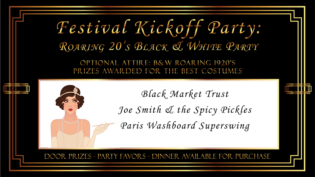 Festival Kickoff Party
