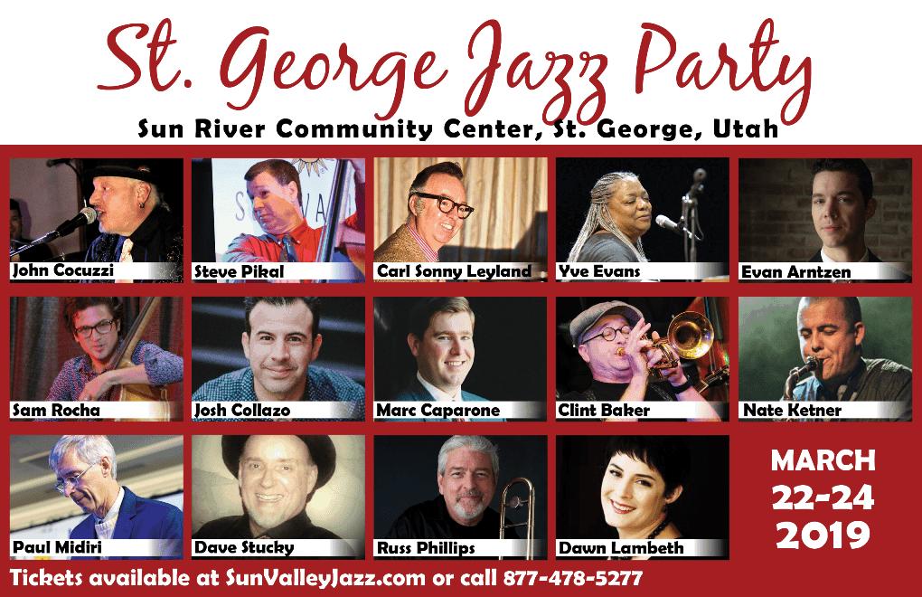 St. George Jazz Party