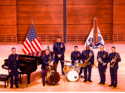 U.S. Coast Guard Dixieland Jazz Band