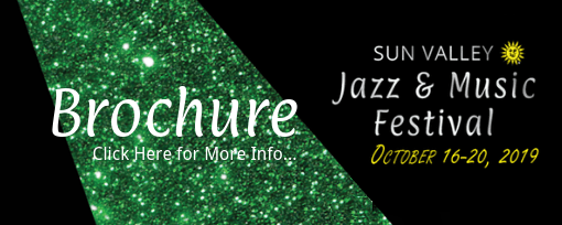 2019 Jazz Festival Brochure