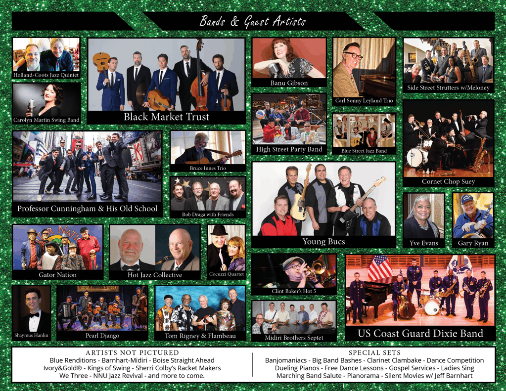 2019 Brochure Sun Valley Jazz & Music Festival