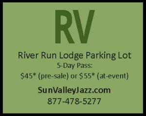 RV Parking - Sun Valley Jazz & Music Festival