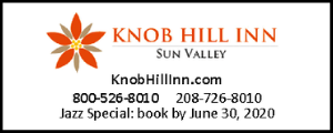 Knob Hill Inn Sun Valley, Idaho